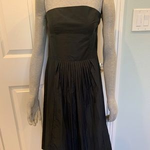 "Theory ""Honey"" Strapless Dress Sz. 8"
